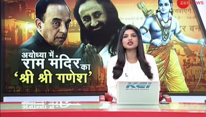 बीजेपी संसद सुब्रमण्यम स्वामी ने किया दावा - अयोध्या में राम मंदिर का निर्माण जल्द, अगली दीवाली वहीं मनाएंगे!!!! onlynarendramodiji