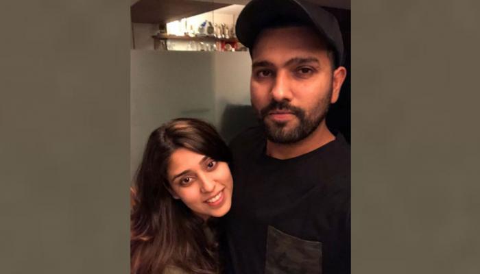 बीवी के बिना एक पल नहीं रह सकते रोहित शर्मा, बैग में रखकर ले जाना चाहता है साथ!