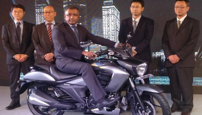 Suzuki launches Intruder cruiser bike at Rs 98,340