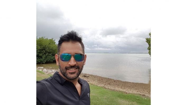 VIDEO: क्रिकेट से आराम मिला तो इनके ट्रेनर बन गए महेंद्र सिंह धोनी