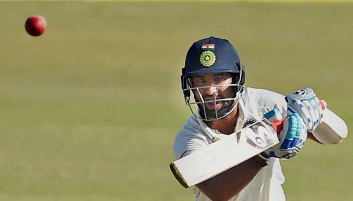 IND vs SL: श्रीलंका के खिलाफ मैच से पहले पुजारा ने प्रैक्टिस में जमकर बहाया पसीना