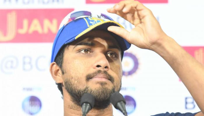 IND vs SL: कप्तान चांदीमल बोले, श्रीलंका के लिए चौथे नंबर पर बल्लेबाजी करेंगे एंजेलो मैथ्यूज