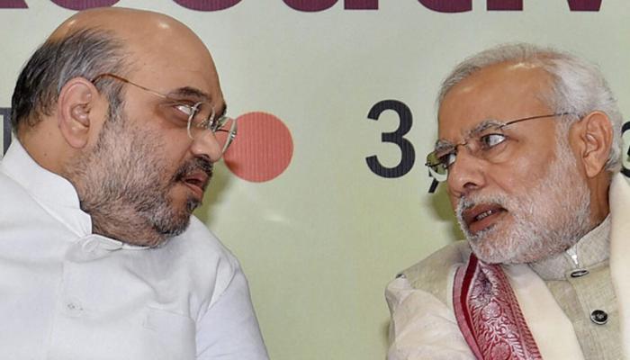 गुजरात चुनाव : मोदी, शाह समेत केंद्रीय चुनाव समिति की बैठक, नहीं हुआ टिकटों पर कोई ऐलान