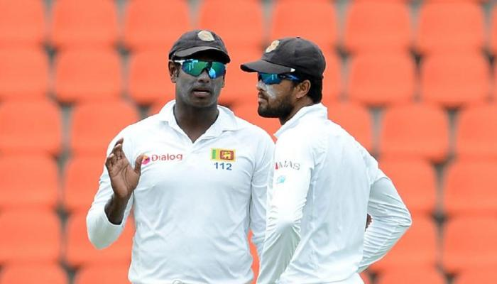 कोलकाता टेस्ट पहला दिन : लकमल की शानदार गेंदबाजी, भारत का स्कोर 17/2