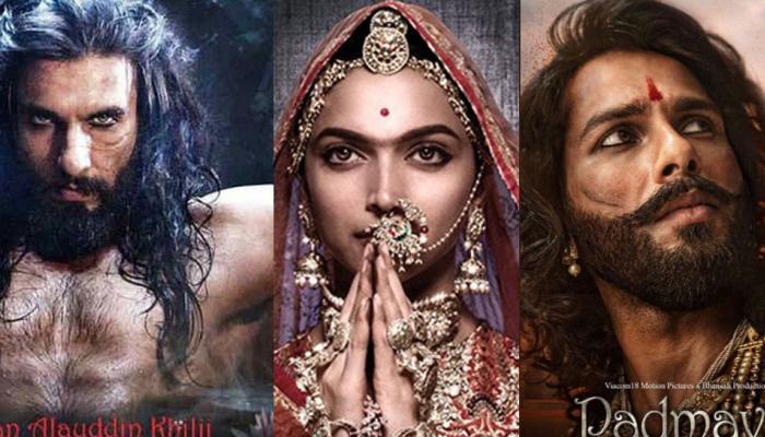 'पद्मावती' विवाद : उमा भारती ने कहा कलाकारों की गलती नहीं, भंसाली हैं जिम्मेदार