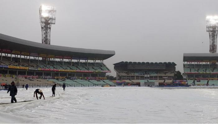 INDvsSL Test : बारिश ने धोया मैच का दूसरा दिन, भारत ने 74 रन पर खोए 5 विकेट