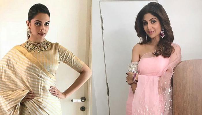 शिल्पा शेट्टी भी हुई दीपिका पादुकोण की खूबसूरती की कायल, देखें VIDEO