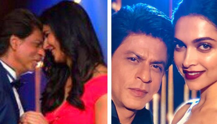 PIC: क्या अपनी फिल्म में दीपिका पादुकोण और कैटरीना कैफ को साथ ला रहे हैं शाहरुख खान!