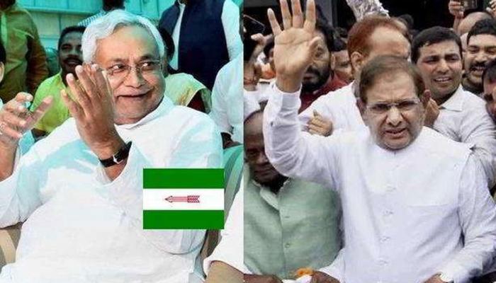 शरद यादव को झटका, चुनाव आयोग ने नीतीश की JDU को माना असली पार्टी