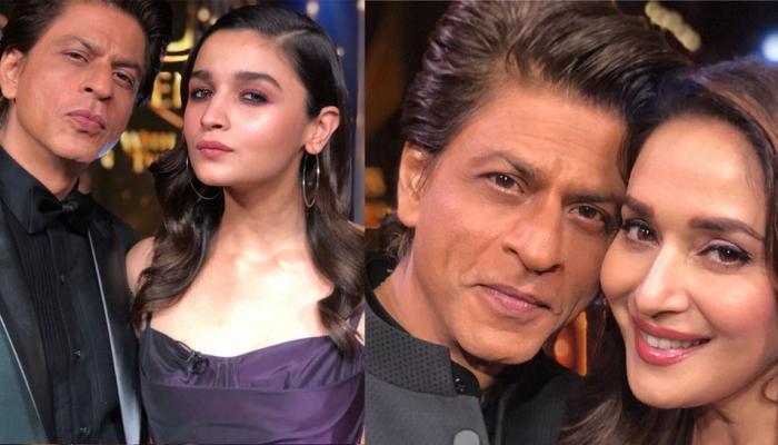 शाहरुख खान ने शेयर की अपनी लीडिंग एक्ट्रेस के साथ PIC, कहा-