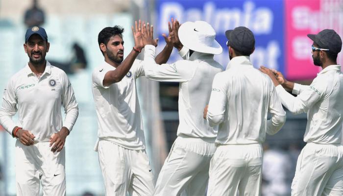 IND vs SL Test : टीम इंडिया 172 पर ढेर, श्रीलंका ने 4 विकेट पर बनाए 165 रन