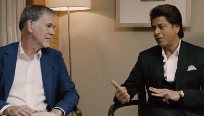 शाहरुख खान ने नेटफिल्क्स के साथ मिलाए हाथ, बनाएंगे थ्रिलर वेब सीरीज