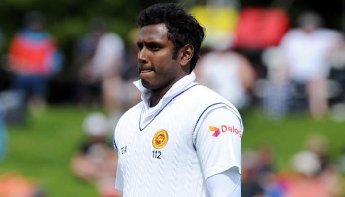 IND vs SL: एंजेलो मैथ्यूज ने भारत के तेज गेंदबाजी आक्रमण को बताया 'वर्ल्ड क्लास'