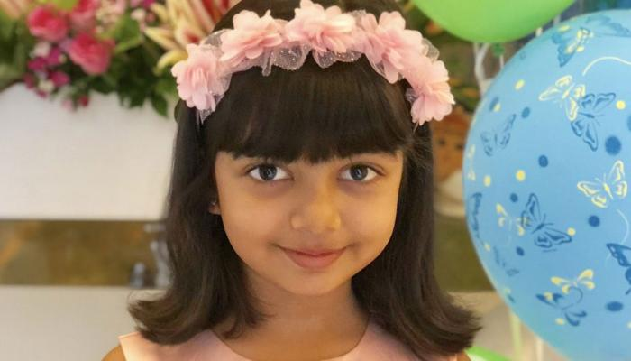 बेटी आराध्या की पार्टी में पापा अभिषेक और शाहरुख भी बने बच्चे, देखें Viral Video