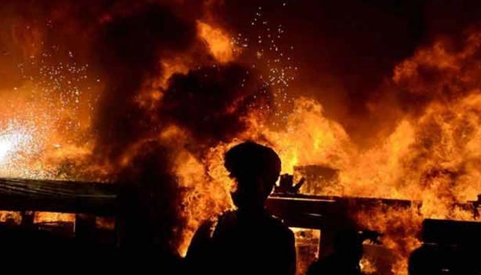 बीजिंग: चीन में आग से 19 की मौत, आठ जख्मी