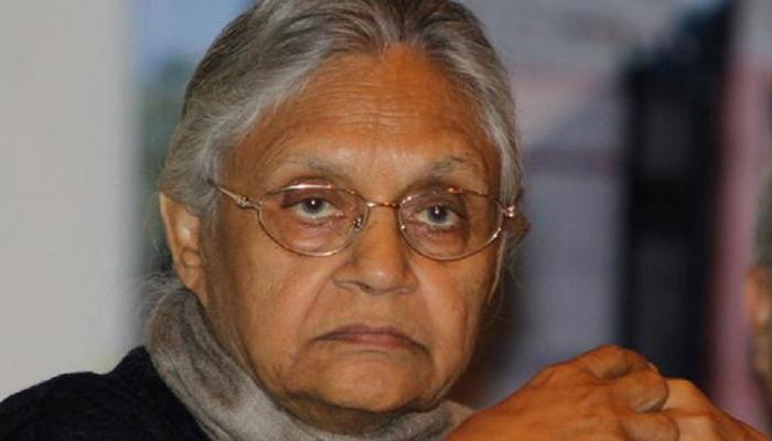 प्रदूषण से निपटने की तैयारी में कमी 'आप' के शासन की विफलता: शीला दीक्षित