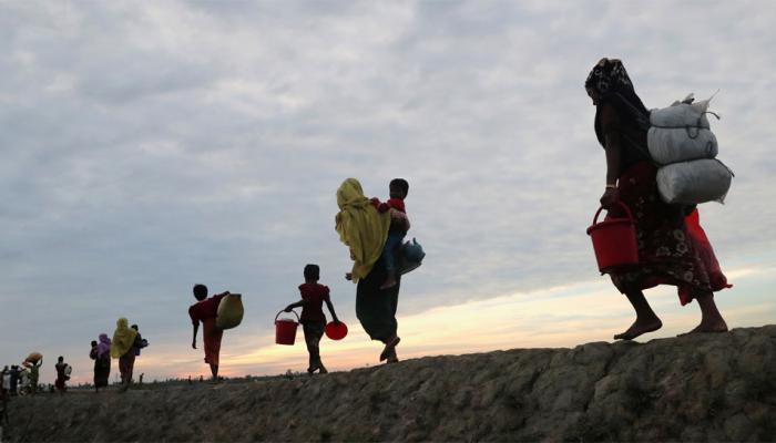 रोहिंग्याओं की वापसी के लिए बांग्लादेश ने मांगी चीन से मदद