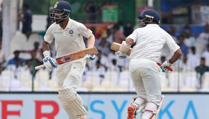 LIVE कोलकाता टेस्ट : भारत को पहली सफलता मिली, समरविक्रमा आउट