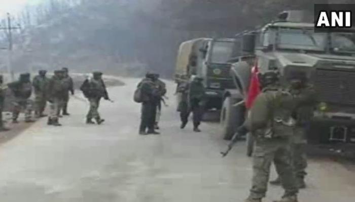 जम्मू-कश्मीरः कुपवाड़ा में आतंकियों से मुठभेड़ में एक जवान शहीद, एनकाउंटर जारी
