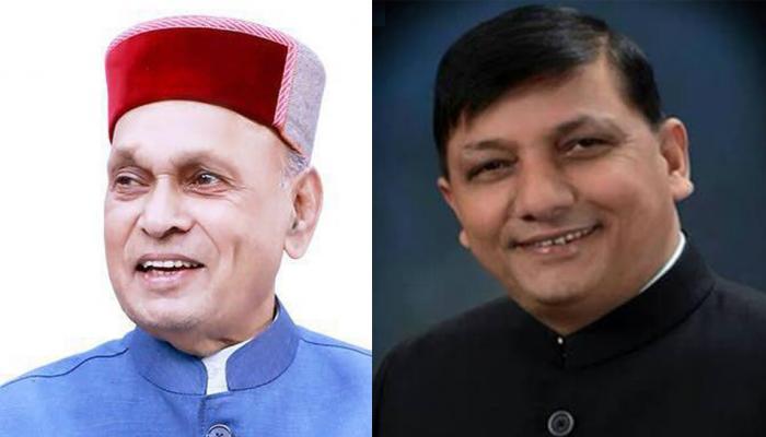 हिमाचल चुनाव : सुजानपुर सीट- प्रेम कुमार धूमल vs राजेंद्र राणा
