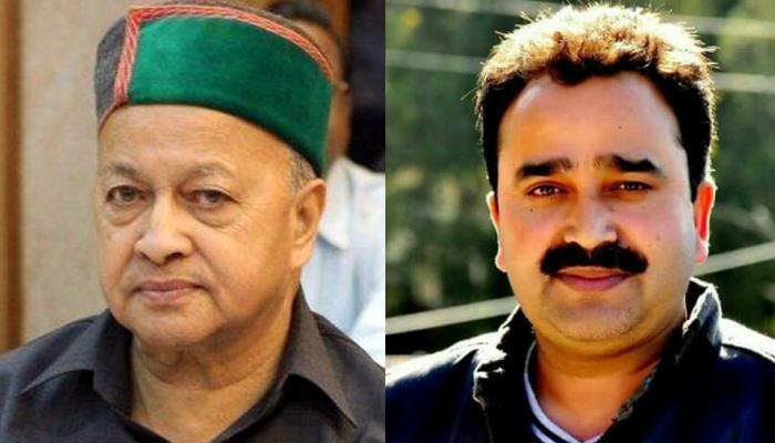 हिमाचल चुनाव : अर्की सीट- वीरभद्र सिंह vs रतन सिंह पाल