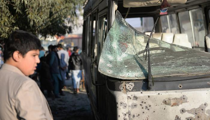 अफगानिस्तान में आत्मघाती हमले में 8 की मौत, तालिबान पर शक
