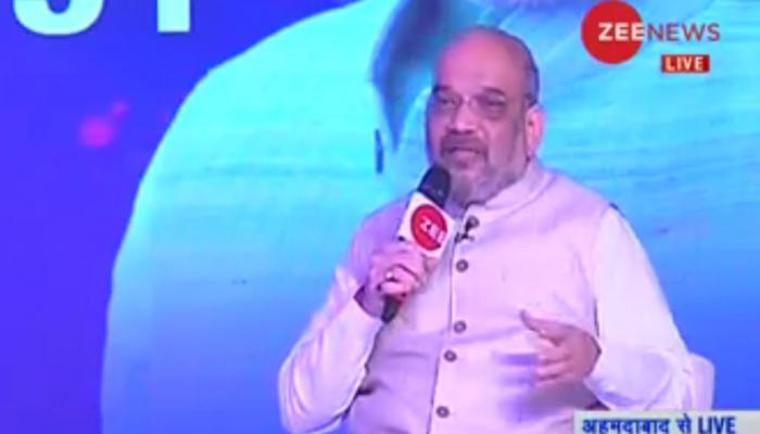 Game of Gujarat: अमित शाह बोले- कांग्रेस के लिए विकास एक मजाक है और बीजेपी के लिए मिजाज