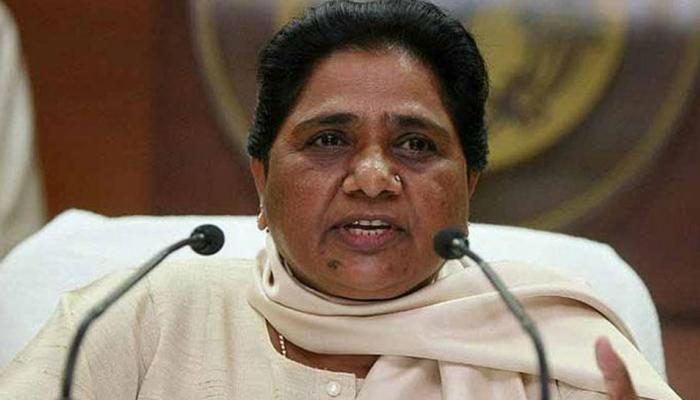 मायावती ने कहा, 2019 में बैलेट पेपर से हो चुनाव तो नहीं जीतेगी भाजपा