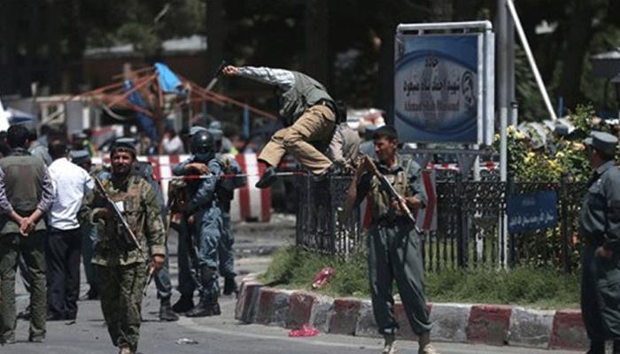 अफगानिस्तान: फुटबॉल स्टेडियम के बाहर आत्मघाती हमला, 6 की मौत