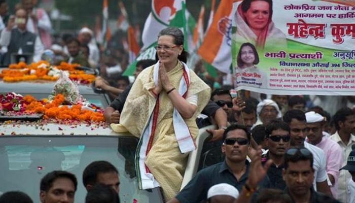 ट्विटर पर ट्रेंड हो रहा है सोनिया गांधी का जन्मदिन, पीएम मोदी ने भी दी बधाई
