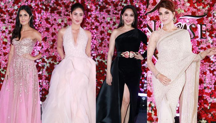 lux golden rose awards 2017: bollywood actresses flaunt their style on red carpet