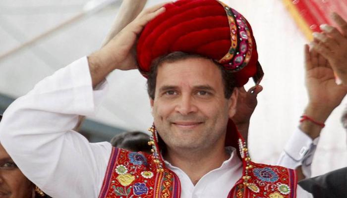 Rahul's era debut in Congress