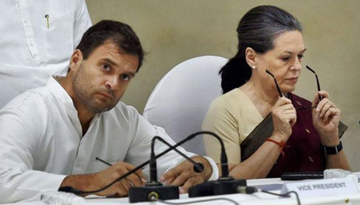 कांग्रेस में पीढ़ीगत बदलाव: 'पिता' ने 'पुत्र' को सौंपी कमान, 'मां' ने 'बेटे' को सौंपी बागडोर