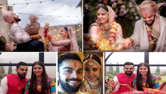 Pictures For Virat Kohli Weds Anushka Sharma in From Italy