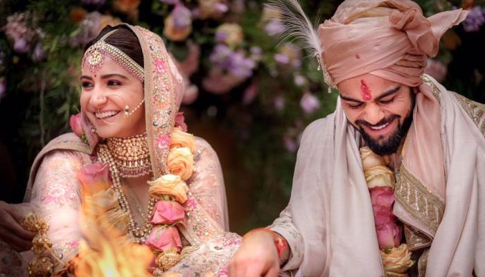this is how sabyasachi designs make anushka-virat wedding more special