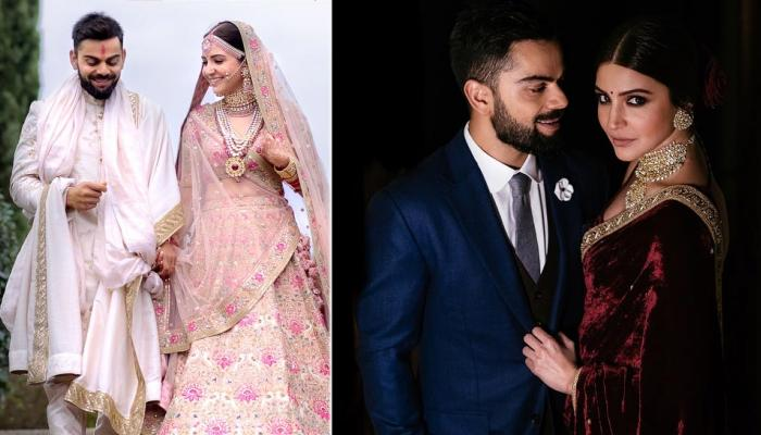 this is how sabyasachi designs make anushka-virat wedding more special