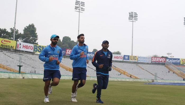क्या पिछली हार का दाग धो पाएगी टीम इंडिया मोहाली की तेज पिच में?