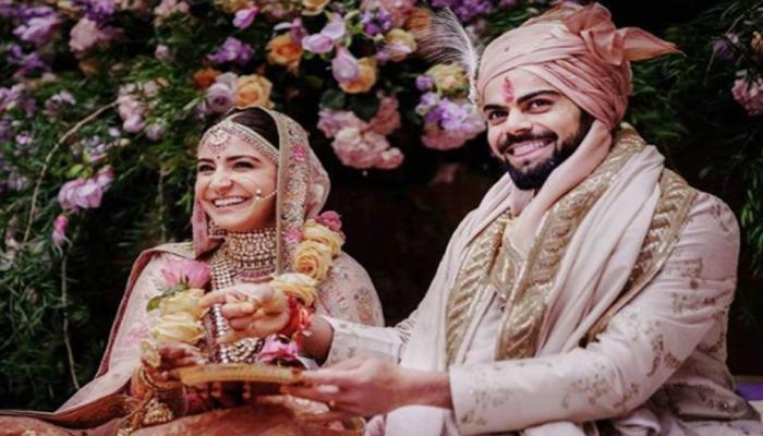 Anushka sharma wish makes virat Kohli to choose italy wedding