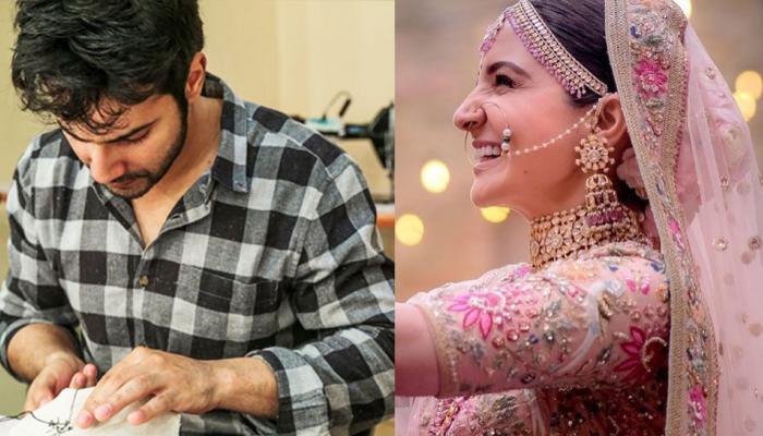 'सुई-धागा': अनुष्का शर्मा की शादी के बाद वरुण धवन ने अकेले ही शुरू कर दी सिलाई...