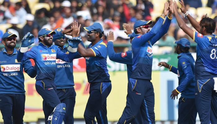 बारिश के कारण धर्मशाला में फंसी श्रीलंका की टीम, नहीं पहुंच सकी मोहाली