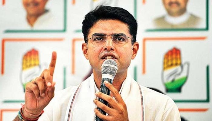 सचिन पायलट ने कहा: राजस्थान में सत्ता पर काबिज होगी कांग्रेस, भाजपा की उल्टी गिनती शुरू