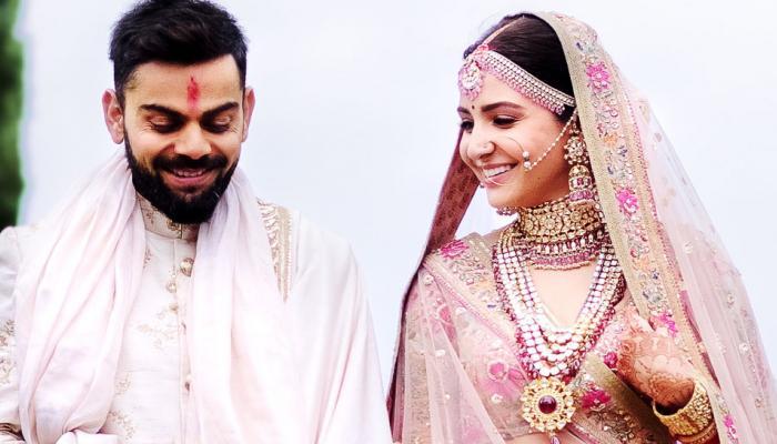 शादी के बाद रोम में हनीमून मनाने निकल पड़े विराट कोहली और अनुष्का शर्मा