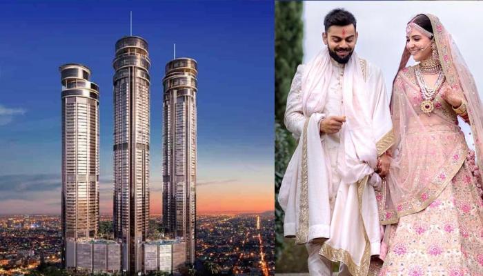 मुंबई की यह आलीशान इमारत होगी विराट-अनुष्का का नया पता