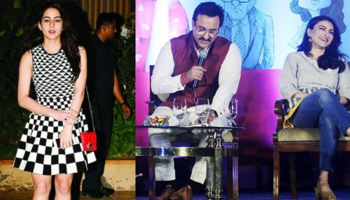 बेटी सारा की बॉलीवुड एंट्री को लेकर काफी एक्साइटेड हैं सैफ अली खान