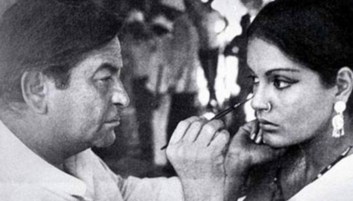 Raj Kapoor used to wear his heroines white sarees