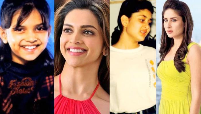 These 10 Bollywood stars childhood photos