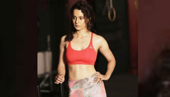 Kangana Ranaut does not consider herself an ideal heroine