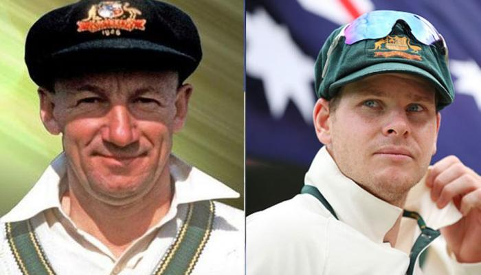After making Hundred in perth test  steve smith equals don bradman and made several records