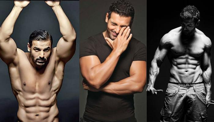 9 pics of John Abraham that say he is getting sexier by the day