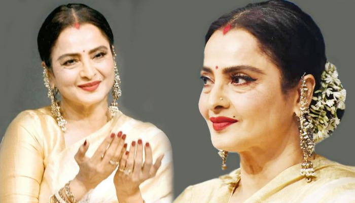 Smita Patil was better than me: Rekha